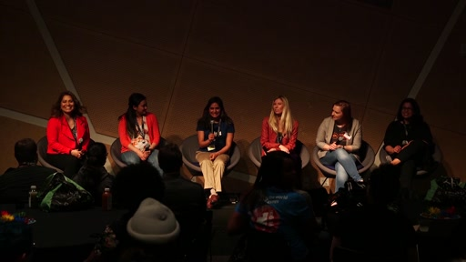 Gaming for Everyone: Women in Gaming We Made This Game Panel
