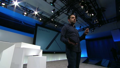 B-roll: Surface 2, Surface Pro 2 unveiled in New York
