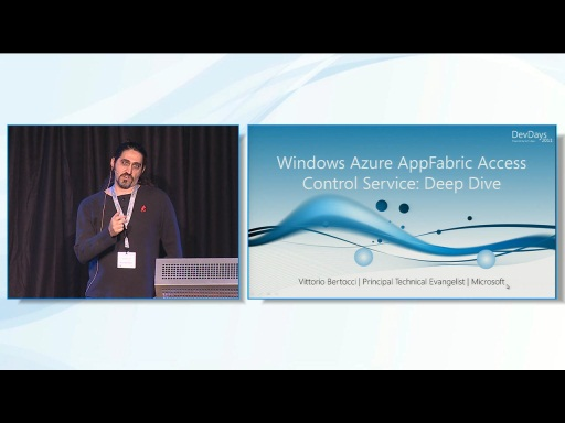 Windows Azure AppFabric Access Control Service: Deep Dive
