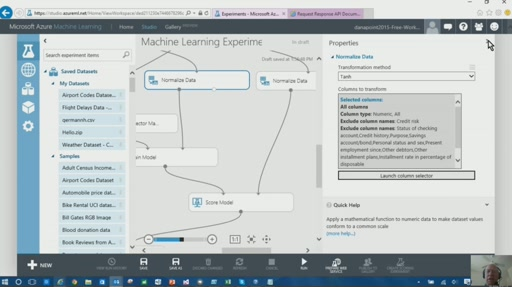 (Part 4) Using R in Azure Machine Learning