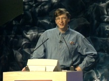 PDC 1996 Keynote with Bill Gates