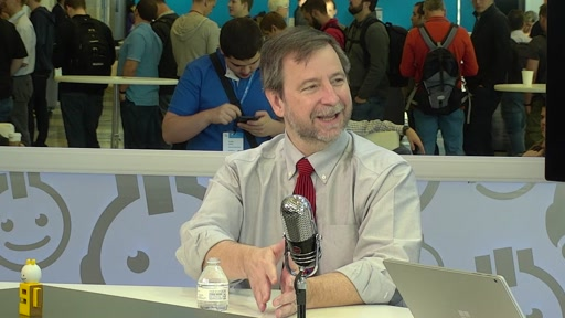 Jeffrey Snover on Azure Stack, Powershell, and Nano Server