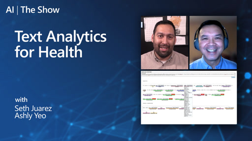 Introducing Text Analytics for Health