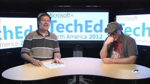 Countdown to TechEd North America 2012: Session Builder and Tips 'n Tricks