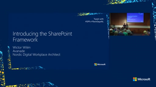 Introducing SharePoint Framework