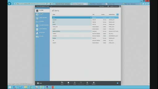 DEMO: Session 1 – Cloud Operating System Infrastructure for Hosting Providers