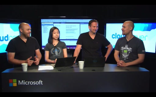 Episode 146: Azure Tooling in Visual Studio with Boris Scholl and Catherine Wang