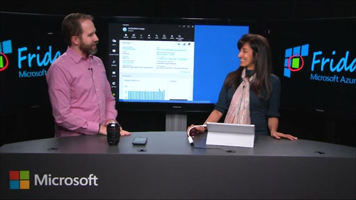 New Usability Improvements in the Azure Portal with Chandrika Shankarnarayan