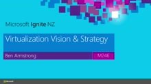 Virtualization Vision & Strategy