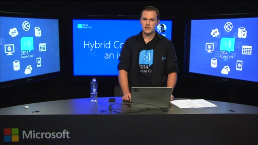 Microsoft Azure Hybrid Connections, an introduction