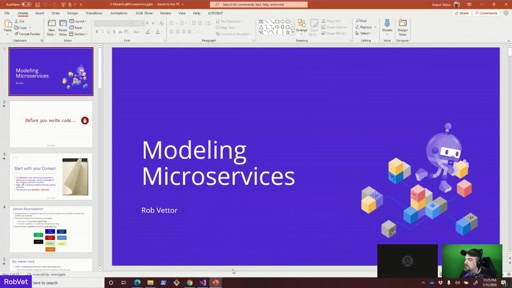 Workshop Module 2: Modeling and Architecting Microservices