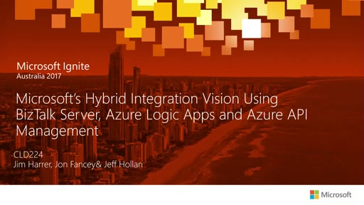 Microsoft's Hybrid Integration Vision Using BizTalk Server, Azure Logic Apps and Azure API Management