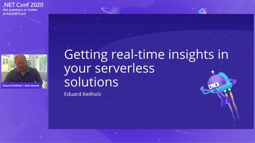 Getting Real-time Insights from your Serverless Solution