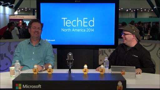 Channel 9 Live: Final TechEd Countdown Show