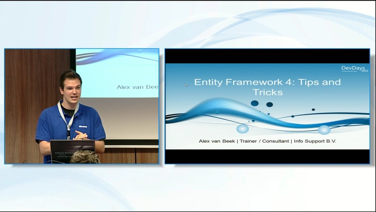 Entity Framework 4 Tips en Tricks