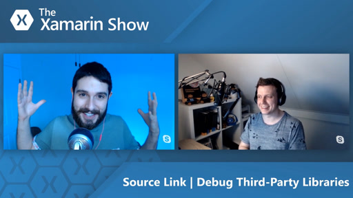 Source Link - Debug Third-Party Libraries | The Xamarin Show