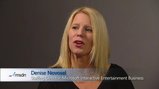 Bytes by MSDN: Denise Novosel and Jerry Nixon discuss the Women in Gaming Awards from GDC