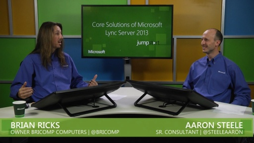 Core Solutions of Microsoft Lync Server 2013: (08) Archiving and Monitoring