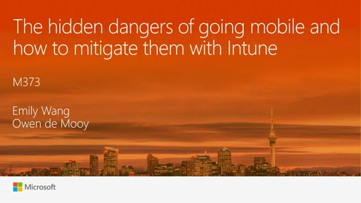The hidden dangers of going mobile and how to mitigate them with Intune