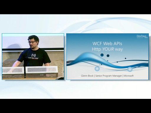 WCF Web APIs, HTTP your way