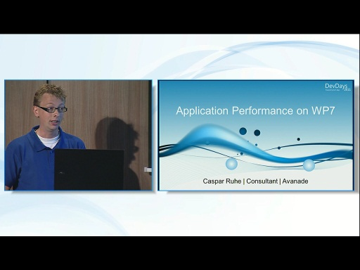 Application Performance on Windows Phone 7