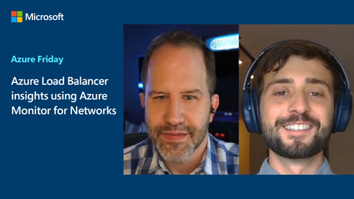 Azure Load Balancer insights using Azure Monitor for Networks
