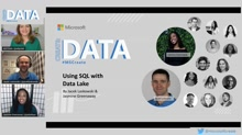 Using SQL with Delta Lake