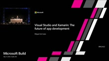 Visual Studio and Xamarin: The future of app development