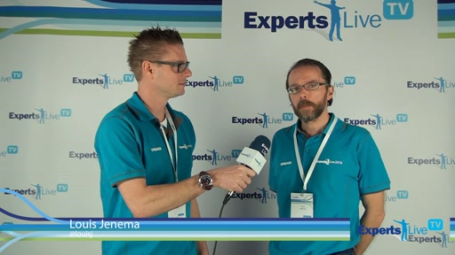 Experts Live NL 2016 - Interview Louis Jenema (Dutch)