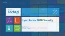 Best Practices in Securing Your Microsoft Lync Server 2010 Edge Servers