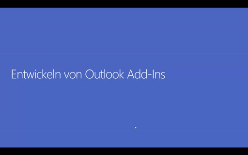 Office 365 Add-Ins - 02 - Outlook-Add-Ins
