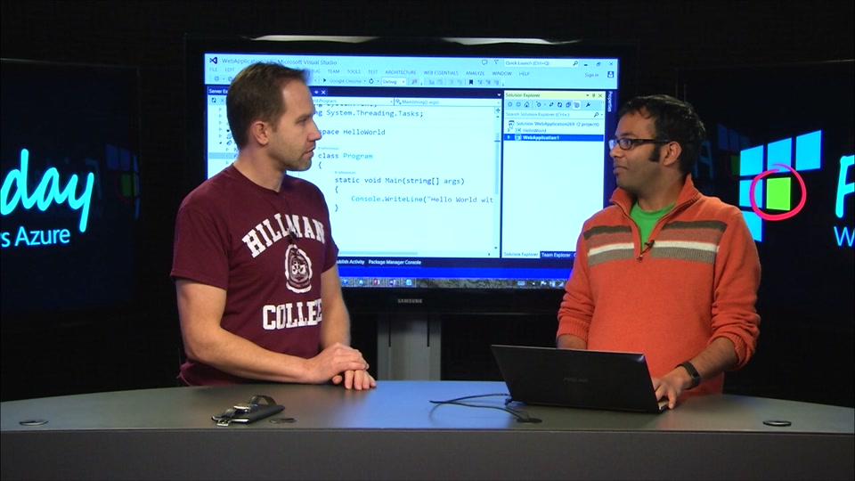 Azure WebJobs 103 - Programming WebJobs in .NET with Pranav Rastogi