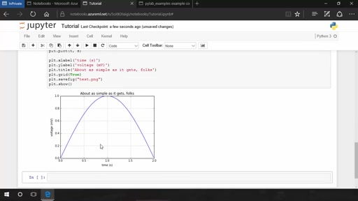 iPython Notebook - Intro
