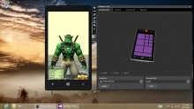 Demo - Ogre3D on Windows Phone 8