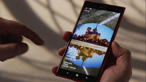 B-roll: Introducing Windows Phone 8.1