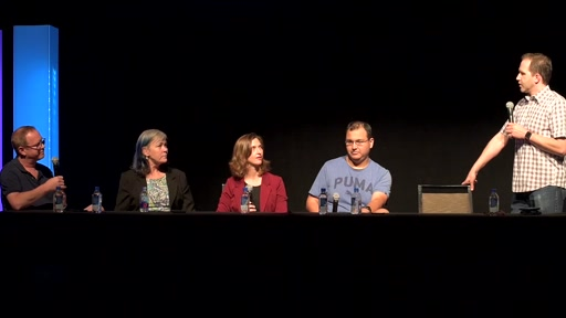 PANEL: Hanselman and Friends