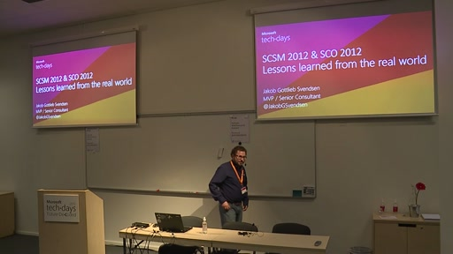 SCSM 2012 & Orchestrator 2012 – Lessons learned from the real world