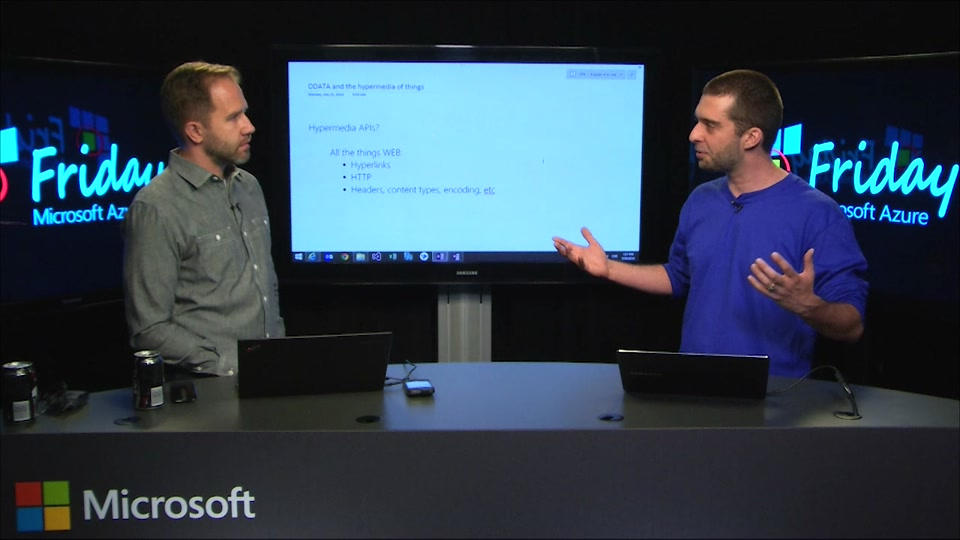 HATEOAS, REST, and Hypermedia Primer with Mat Velloso