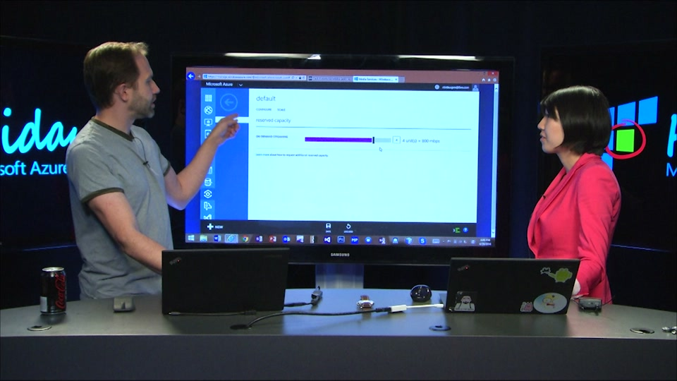 Azure Media Services 101 - Get your video online now!