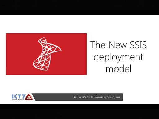 The new SSIS deployment model [French]