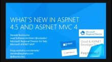 ASP.NET 4.5 What's new