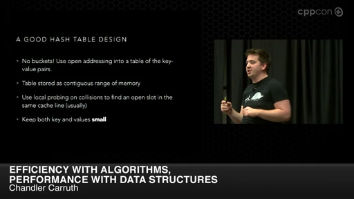 Efficiency with Algorithms, Performance with Data Structures