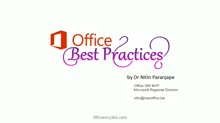 Office Usage Best Practices