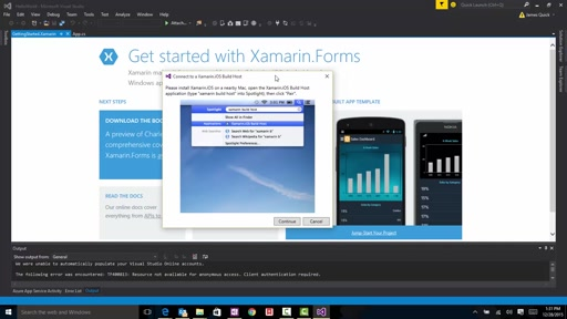 """Quick Tips"" With Xamarin - Hello World"