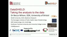 DataSHIELD: Taking the analysis to the data