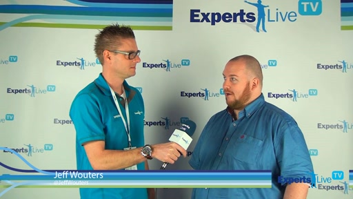 Experts Live NL 2016 - Interview Jeff Wouters (Dutch)