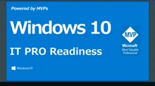 Windows 10 IT Pro Readiness [Japan]