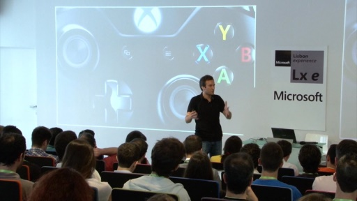 Game Dev Camp - main Keynote