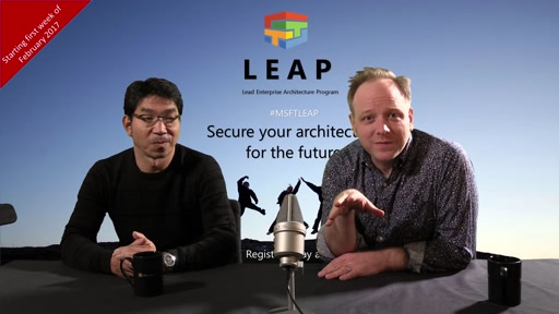 Patterns and Practices on LEAP