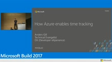 How Azure enables time tracking